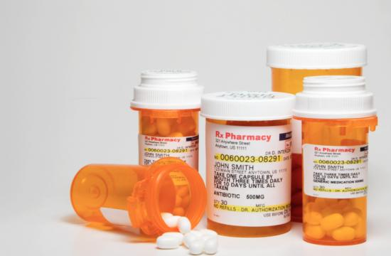 Drop-off old prescription drugs from 10 a.m. to 2 p.m.