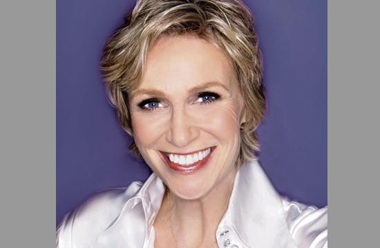 An Afternoon With Jane Lynch will be held Sunday