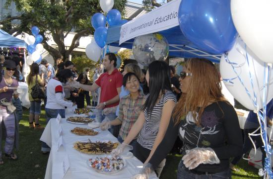 International Education Week will be celebrated from Nov. 14 to 18 at Santa Monica College.