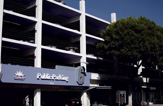 Parking Structure Six