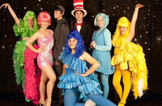 Seussical is presented through special arrangement with Music Theatre International.