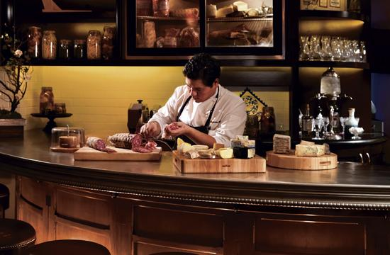 Chef Ray Garcia has been at FIG since it opened in 2009.