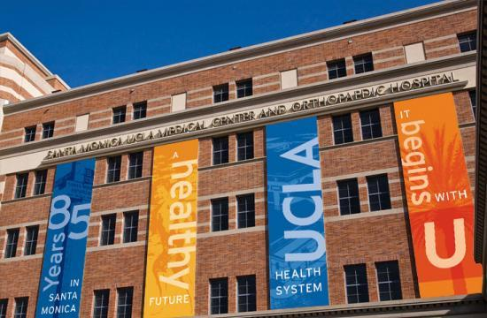 The Santa Monica Campus of UCLA Health System became completely smoke-free on Thursday