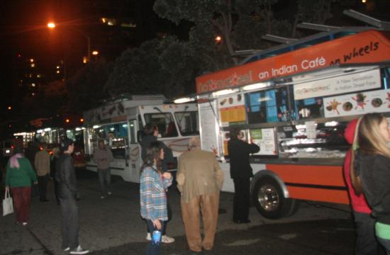Food trucks vendors will soon be prohibited from operating on Main Street between 1 a.m. and 3 a.m. on Saturdays and Sundays.