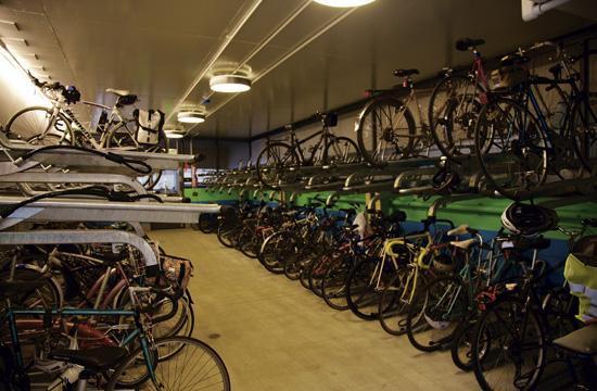 The new Santa Monica Bike Center