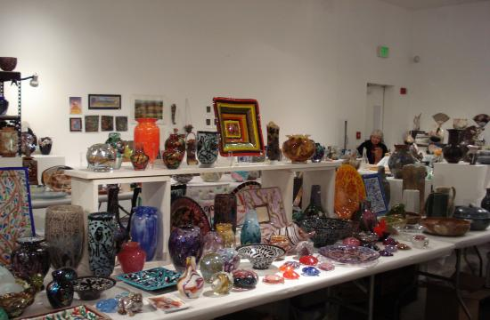 SMC's Holiday Art Sale will be held Dec. 13 and 14.