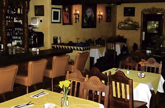 Before it became Lares Restaurant
