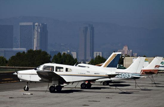 The Senate Select Committee on Air Quality discussed Santa Monica Airport at a public hearing on Wednesday.