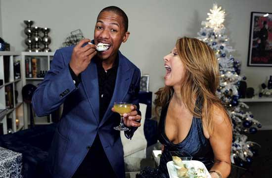 Nick Cannon and Ingrid Hoffmann offer tips on how to create a simple