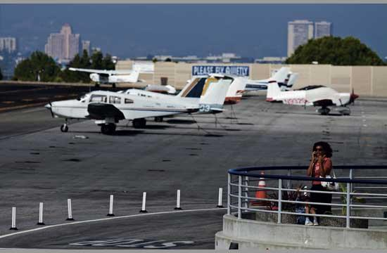 The Santa Monica Airport Open House is free to the public.