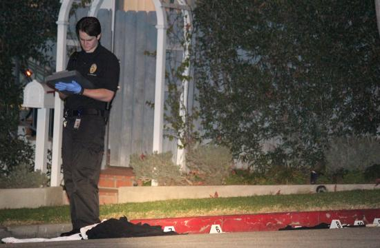 SMPD received calls of a shooting on the 500 block of Pacific Street at about 3:25 p.m. on Tuesday.