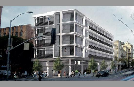 City Council approved a Development Agreement for a five-story mixed-use developed on Tuesday. The building will not feature any parking for the 56 units.