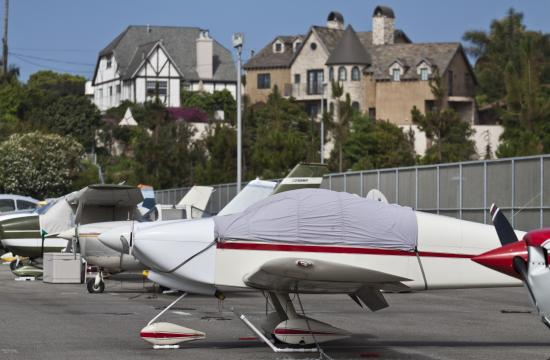 The flight restrictions agreement is in response to community concerns.