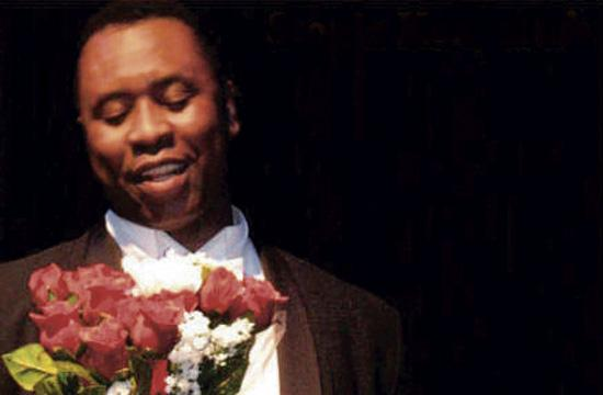 The World is My Home-The Life of Paul Robeson will be performed tonight