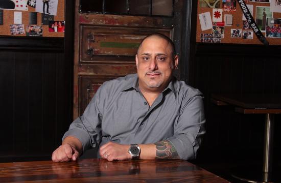 Executive Chef Sam DeMarco