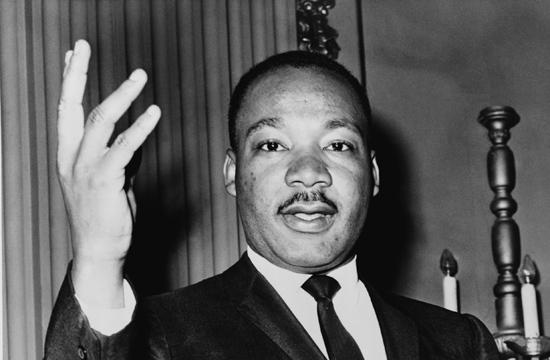 The Reverend Martin Luther King Jr.
