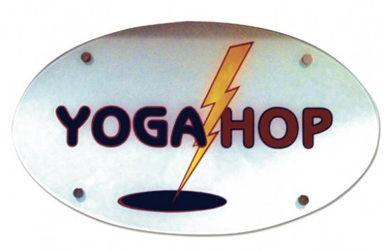 YogaHop is located at 1612 Montana Ave. in Santa Monica.