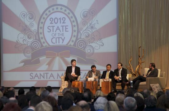 The 2012 State of the City was held Thursday