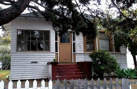Two cottages on the 2500 block of Second Street in Ocean Park were discussed at City Council on Tuesday. After much discussion and a vote