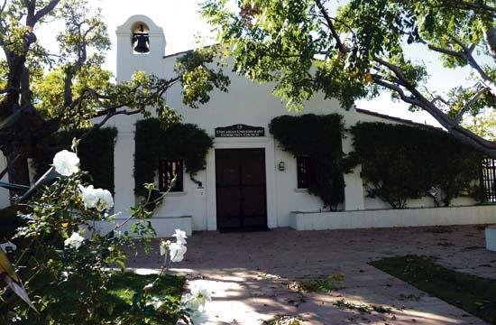 The Unitarian Universalist Community Church of Santa Monica