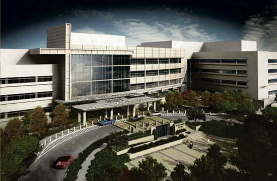 The 12 projects deemed in compliance include Saint John's Health Center.