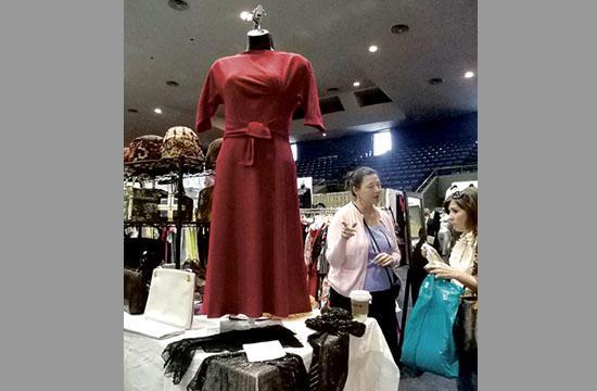 Vintage Fashion ExpoSaturday and Sunday