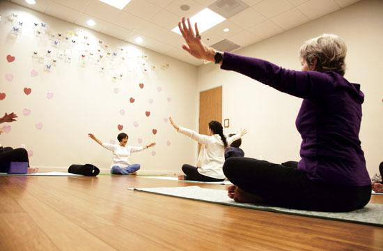 Naam Yoga will be the host venue for a full day of mind