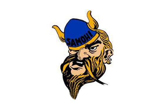Samohi logo.