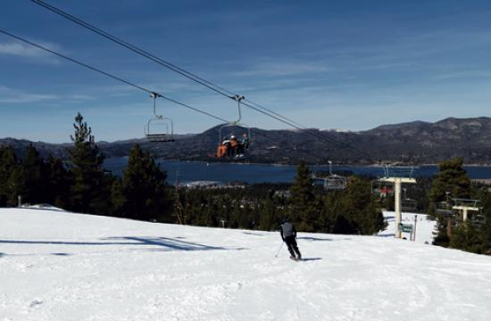 Due to their state-of-the-art snowmaking capabilities plus natural snow