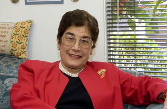 Lucy Huckabay