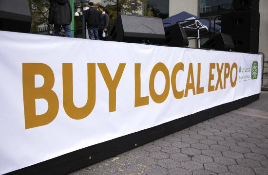 The Buy Local Expo scheduled for this Saturday from 11 a.m. to 4 p.m. on the Third Street Promenade has been postponed until March 31. However