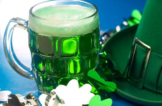 St. Patrick's Day is this Saturday