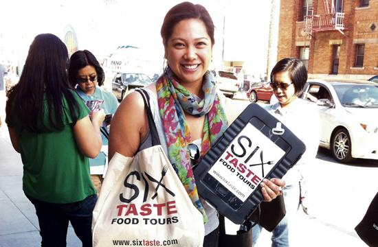 Six Taste Food Tours hosts themed tours throughout several historically diverse pockets in LA including Santa Monica.
