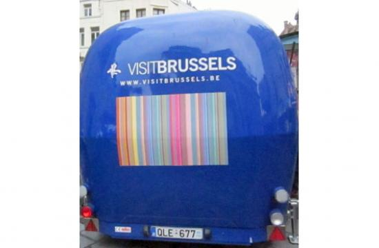 Brussels has become a tourist hotspot in Europe.