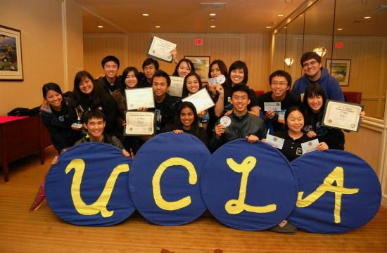 UCLA was deemed a Distinguished Club and received Honorable Mention for Total Club Achievement in the Gold Division at the 58th annual California-Nevada-Hawaii (Cal-Nev-Ha) CKI District Convention.