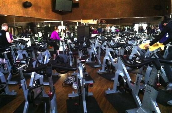 Revolution Fitness is located at 1211 Montana Ave. in Santa Monica.