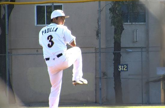 Samohi's Adam Padilla pitched a complete game