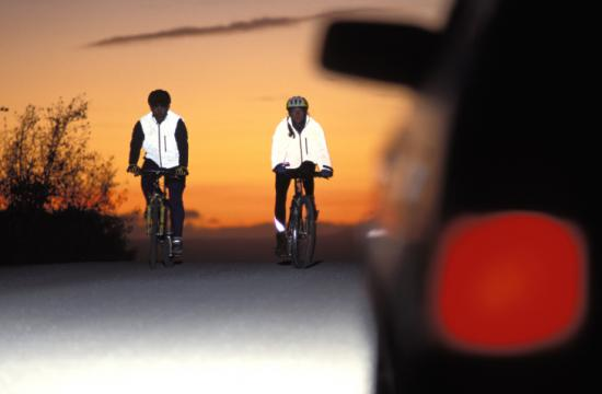 The SMPD's Traffic Enforcement Unit will be cracking down on bicyclists in April who fail to follow the rules of the road.