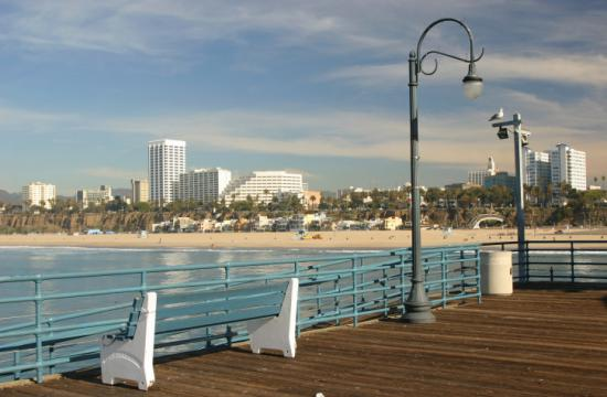 The City of Santa Monica is a finalist for the 2012 Sustainable Community Award in the medium-size city category