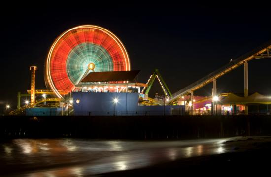 Pacific Park on the Santa Monica Pier is profiled by TIME.com.