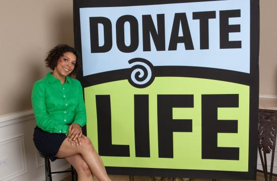 Santa Monica's Leiauna Anderson was chosen as 12 Inspiring Women of 2012.
