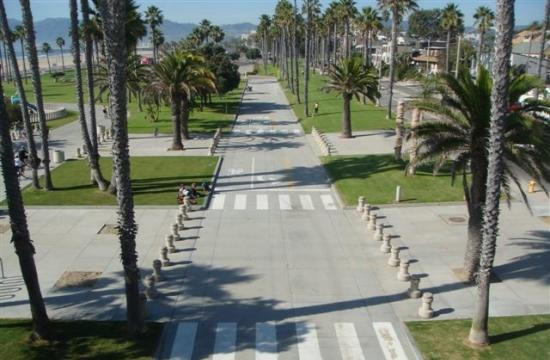 Santa Monica will be opening an off-street bike campus just south of Ocean Park Boulevard at Santa Monica State Beach.