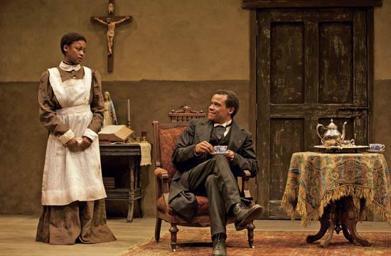 """Lery McClain and Pascale Armand star in """"The Convert"""