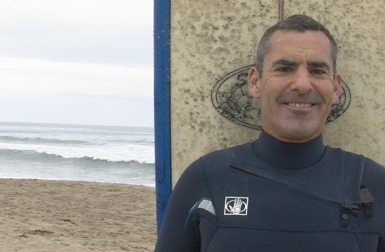 Surfer Garrett McNamara is nominated for three Billabong Awards