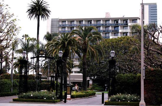 The Fairmont Miramar has been at the center of a contentious debate in recent days. Among the biggest concerns of its proposed expansion is that traffic in the area would reach near gridlock.