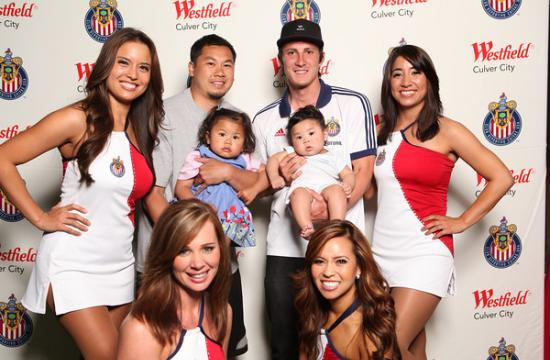 A two-day soccer celebration at Westfield Culver City was held last weekend.