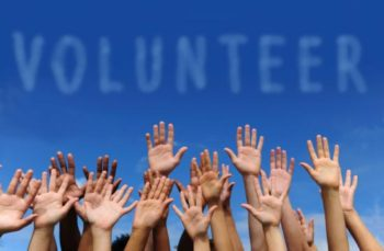 A Volunteer Fair will be held Saturday