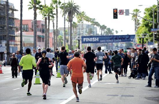 7th Annual Santa Monica Classic 5K/10K