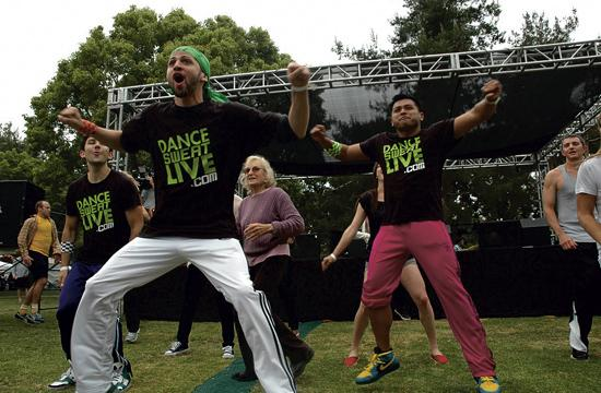There will be plenty of opportunity to dance at 21st annual Santa Monica Festival this Saturday