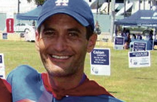 "Alex Panagakis is excited for the return of ""Relay for Life"" in Santa Monica next weekend."